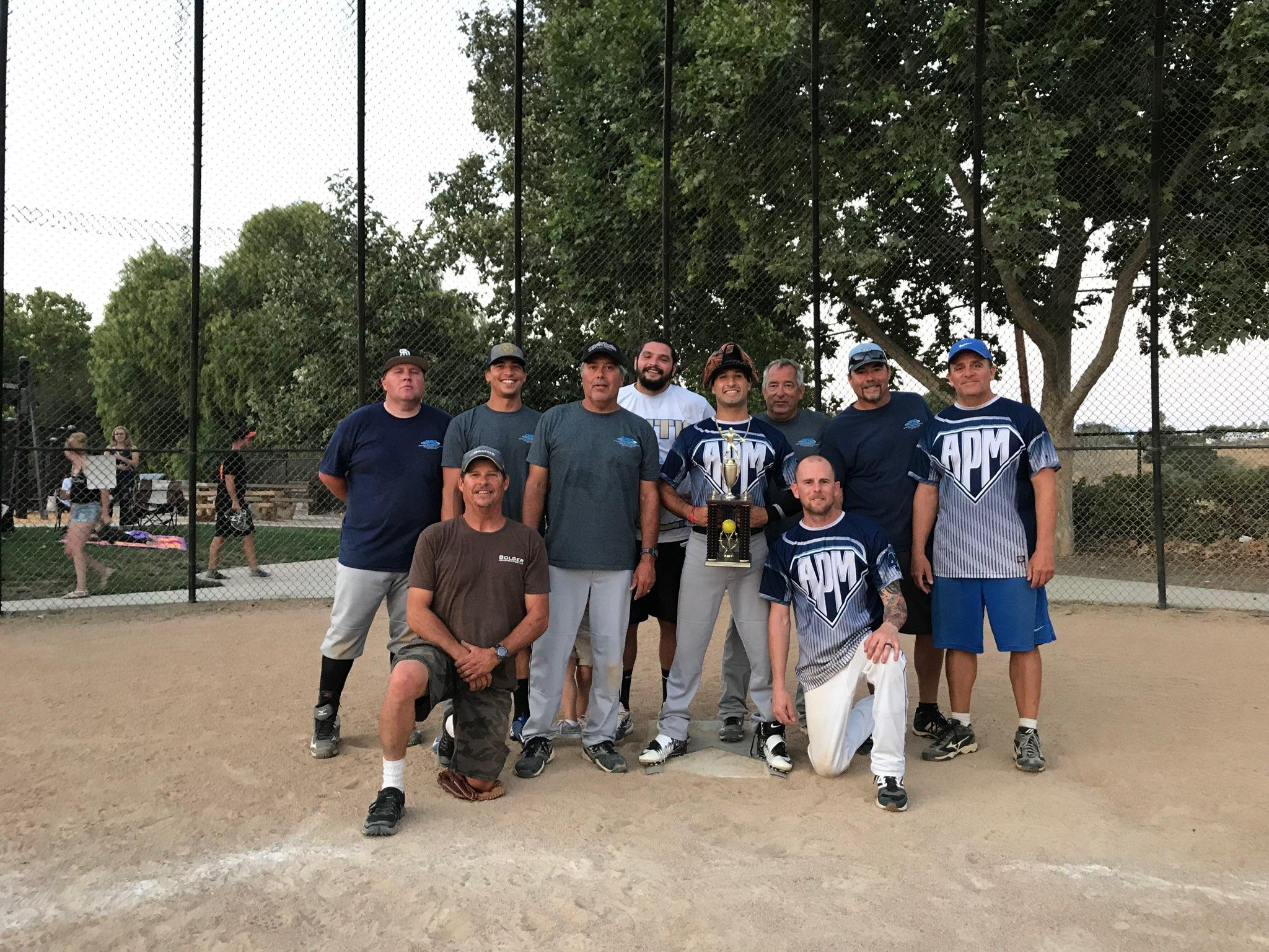 softball mens 2018