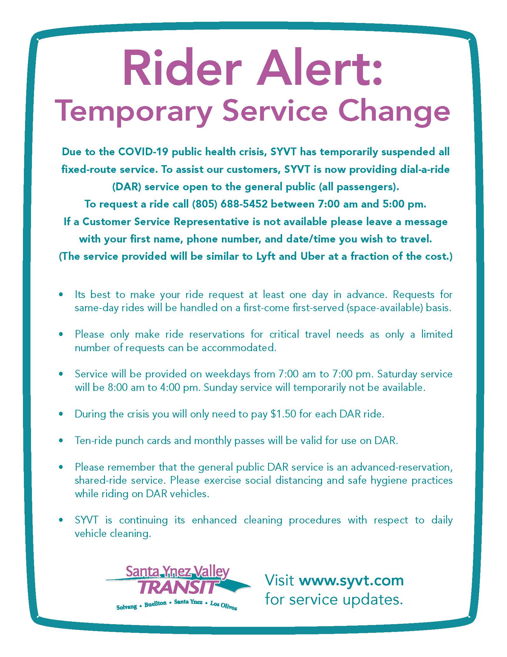 Bus Stop_Temp Service Change_Covid 19
